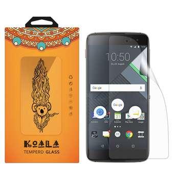 محافظ صفحه نمایش کوالا مدل TPU مناسب برای گوشی موبایل بلک بری DTEK60