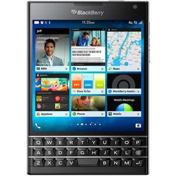 گوشی موبایل بلک بری مدل Passport | BlackBerry Passport Mobile Phone