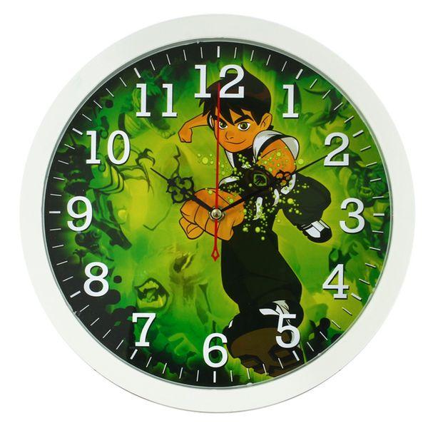 ساعت دیواری مدل Ben 10 کد AL-10010105