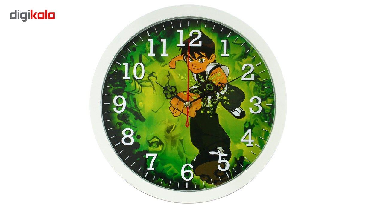 ساعت دیواری مدل Ben 10 کد AL-10010105 main 1 1
