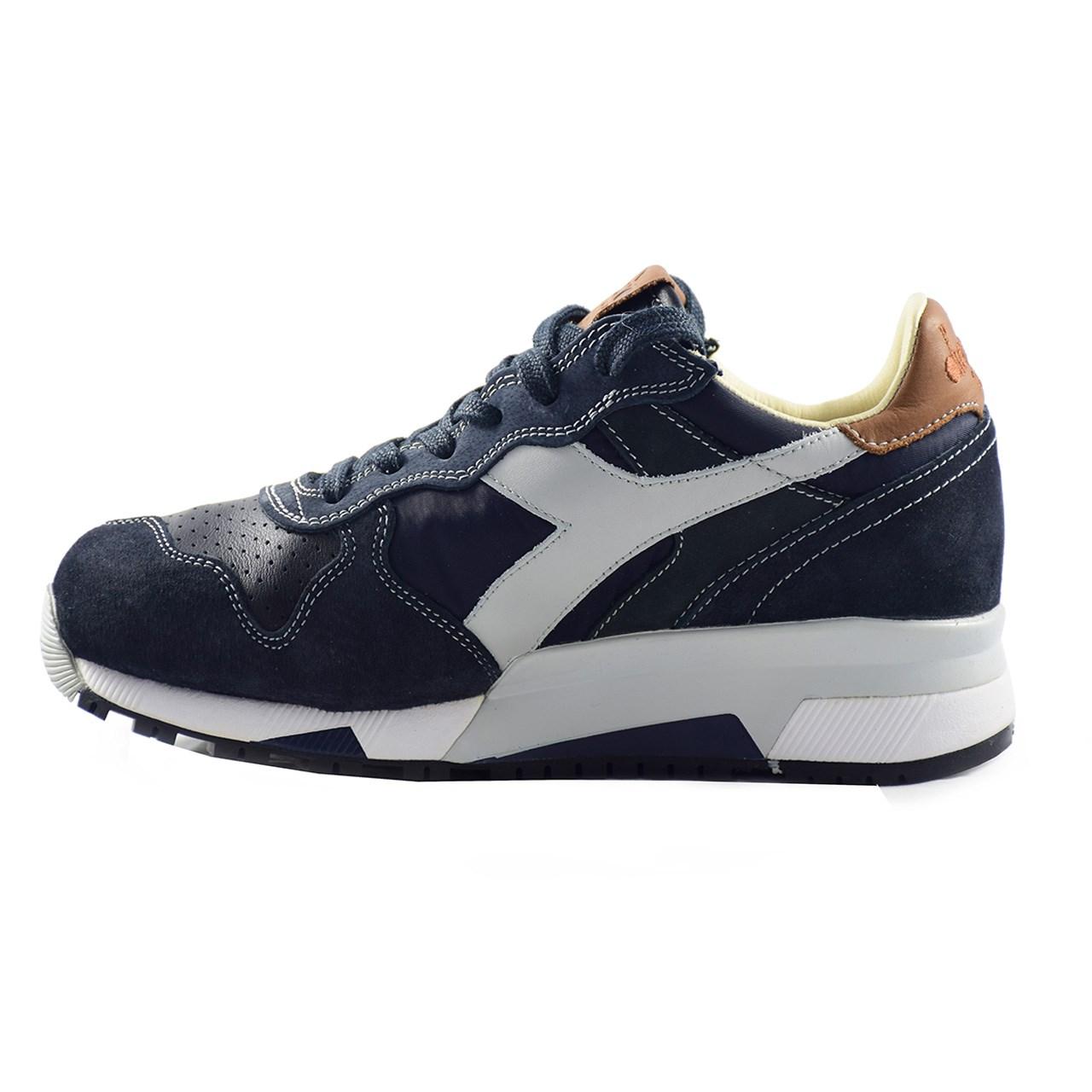کفش چرم ایتالیایی مردانه دیادورا مدل 60117