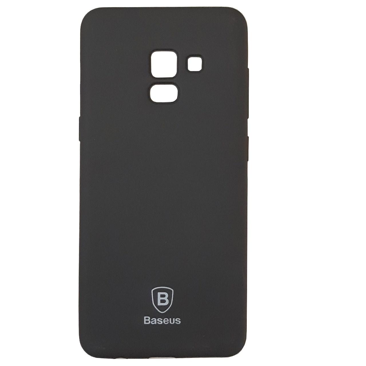 کاور ژله ای مدل Fashion مناسب برای گوشی موبایل سامسونگ A7 2018/A8 Plus