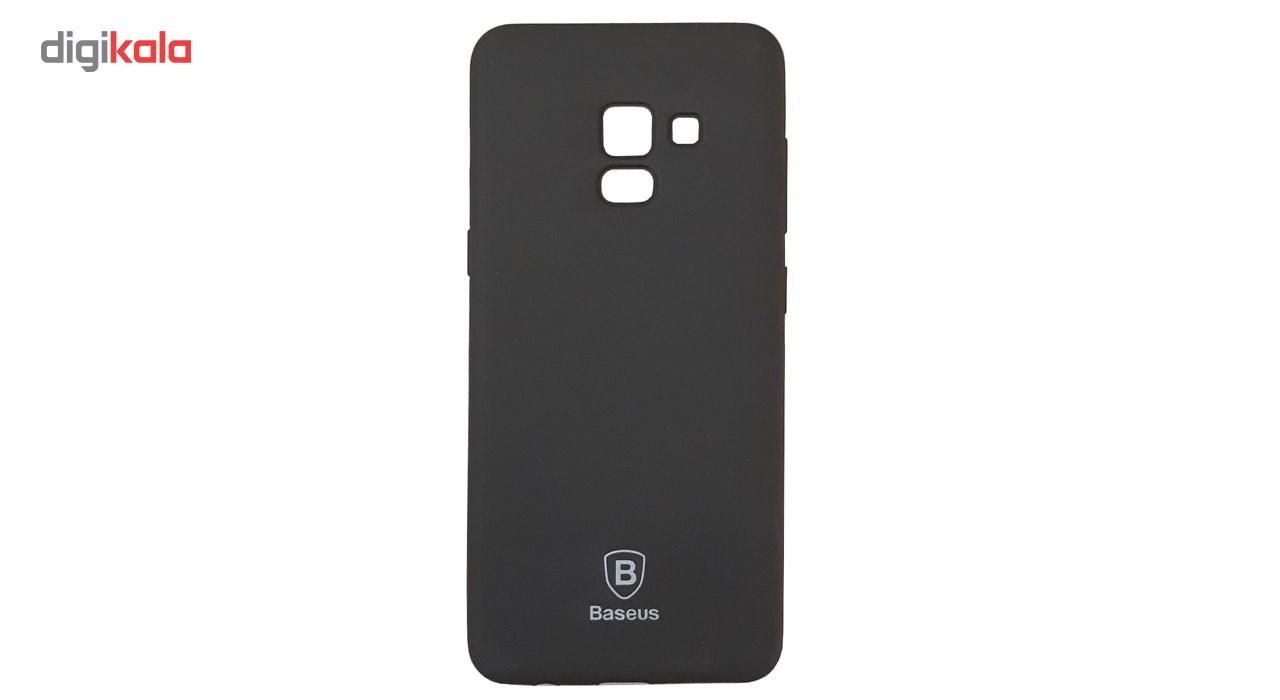 کاور ژله ای مدل Fashion مناسب برای گوشی موبایل سامسونگ A7 2018/A8 Plus main 1 1