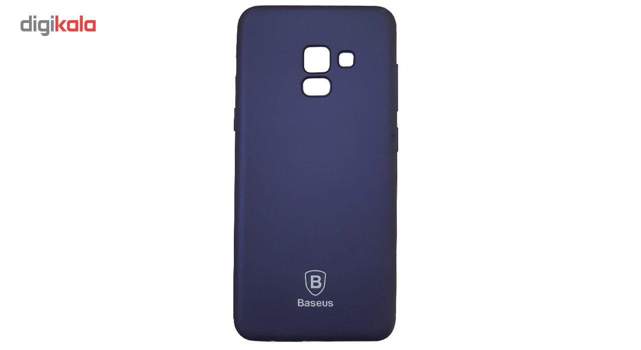 کاور ژله ای مدل Fashion مناسب برای گوشی موبایل سامسونگ A7 2018/A8 Plus main 1 3