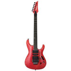 گیتار الکتریک آیبانز مدل S5470Q Prestige WCB