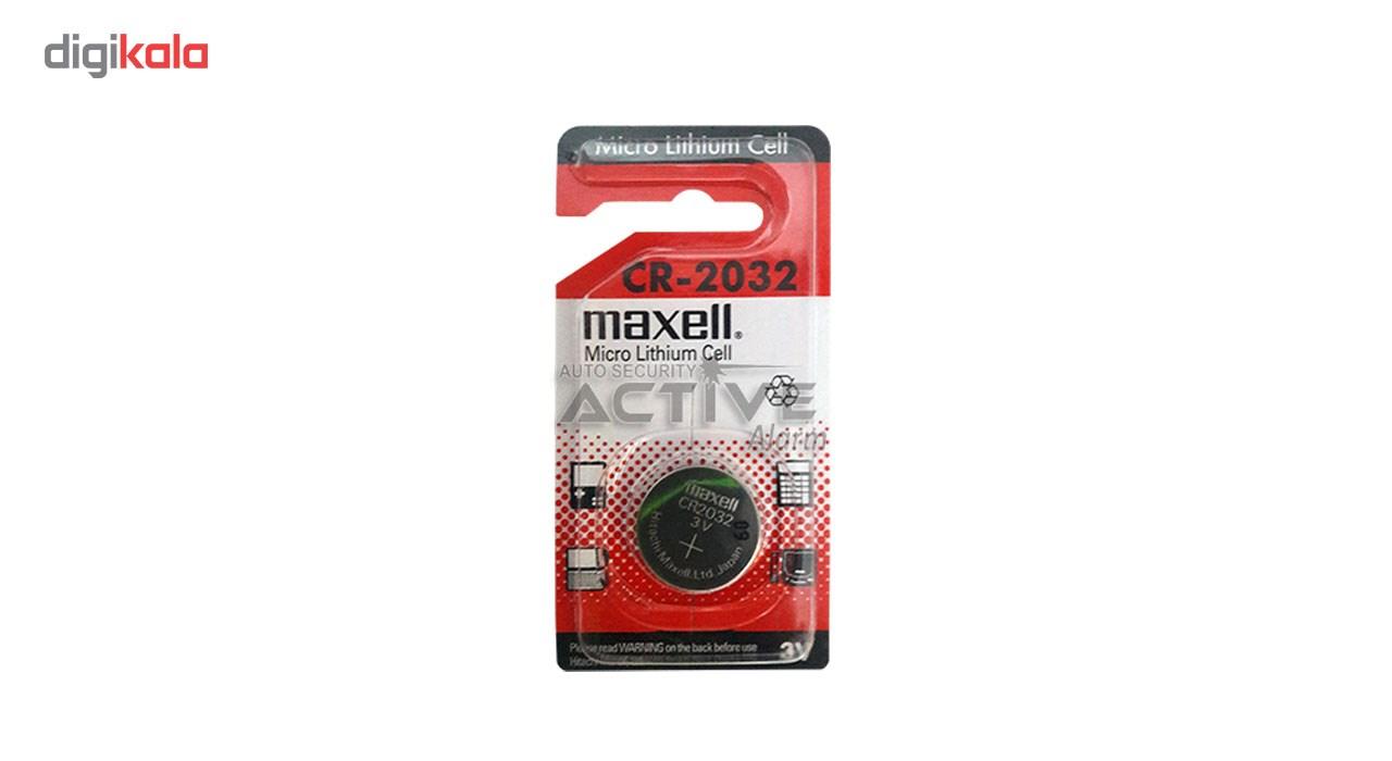 باطری مکسل مدل 2032