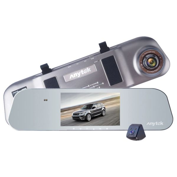 دوربین فیلم برداری خودرو انی تک مدل A80 Plus