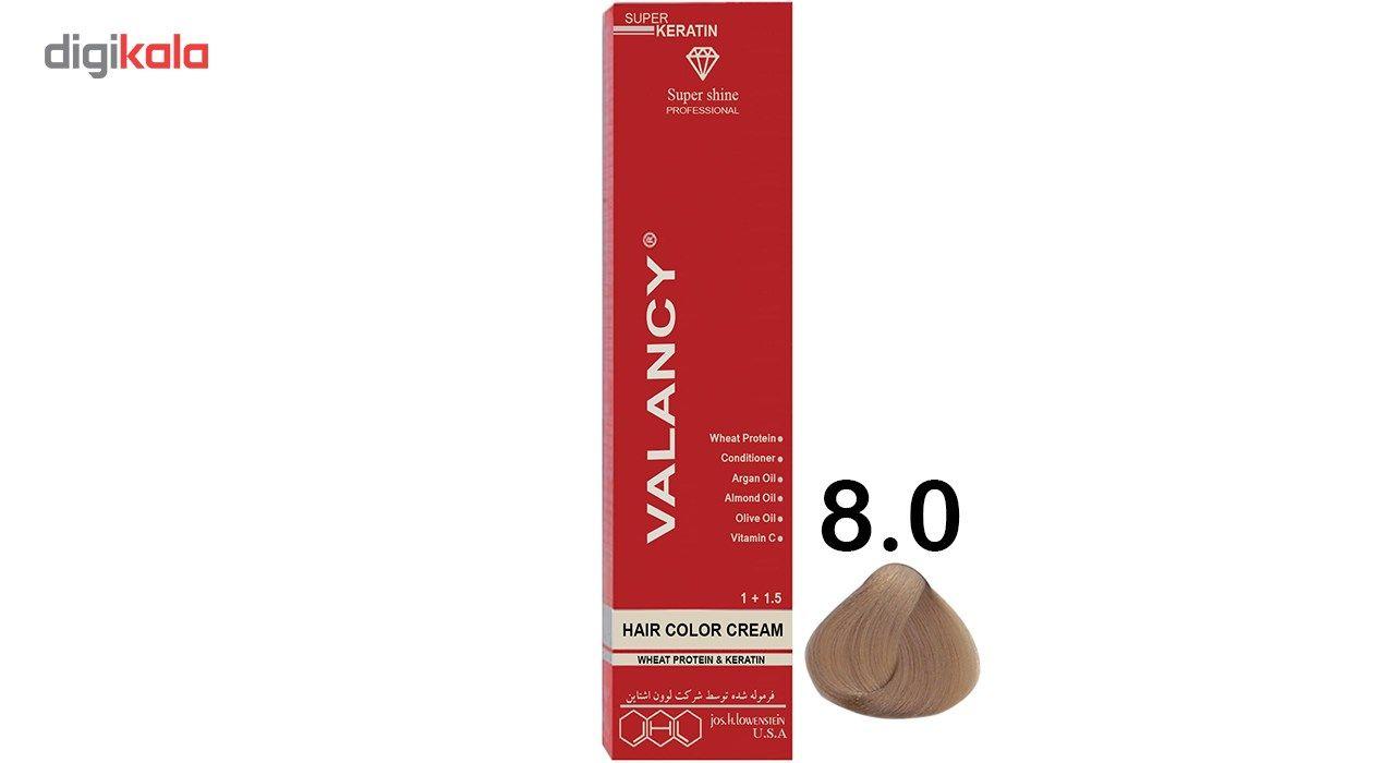 رنگ مو والانسی سری طبیعی مدل بلوند شماره N7 main 1 1