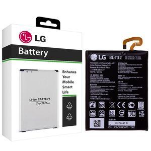 باتری موبایل ال جی مدل BL-T32 با ظرفیت 3300mAh مناسب برای گوشی موبایل  ال جی G6