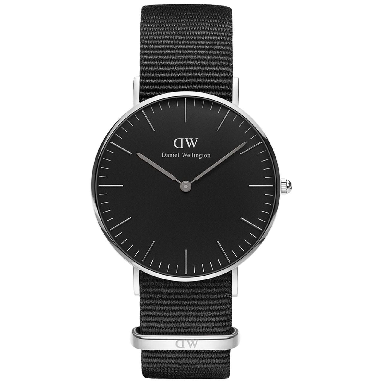 ساعت مچی عقربه ای زنانه دنیل ولینگتون مدل DW00100151              خرید (⭐️⭐️⭐️)