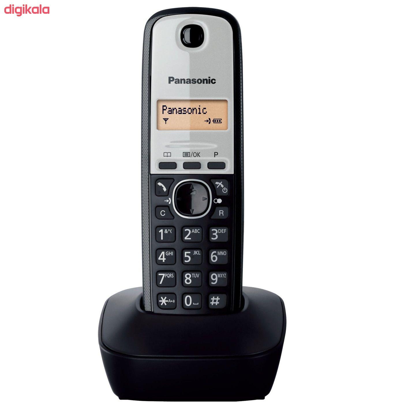 تلفن بی سیم پاناسونیک مدل KX-TG1911 main 1 1