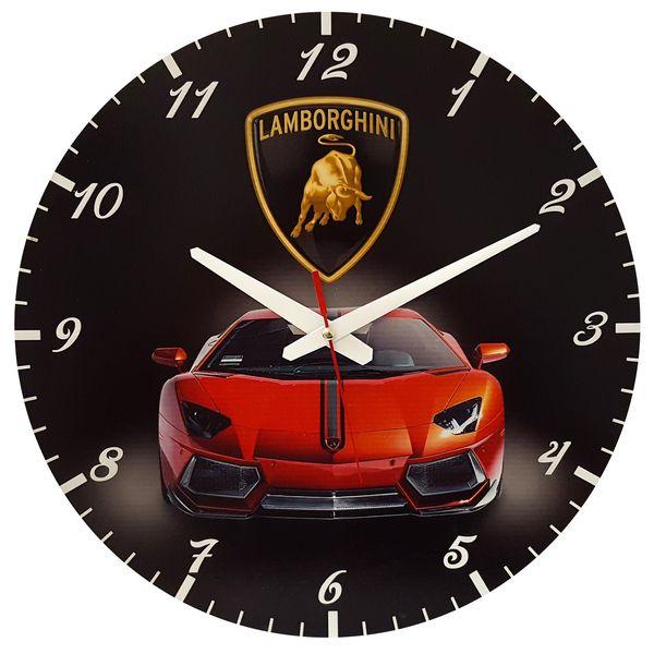 ساعت دیواری برتاریو مدل Lamborghini