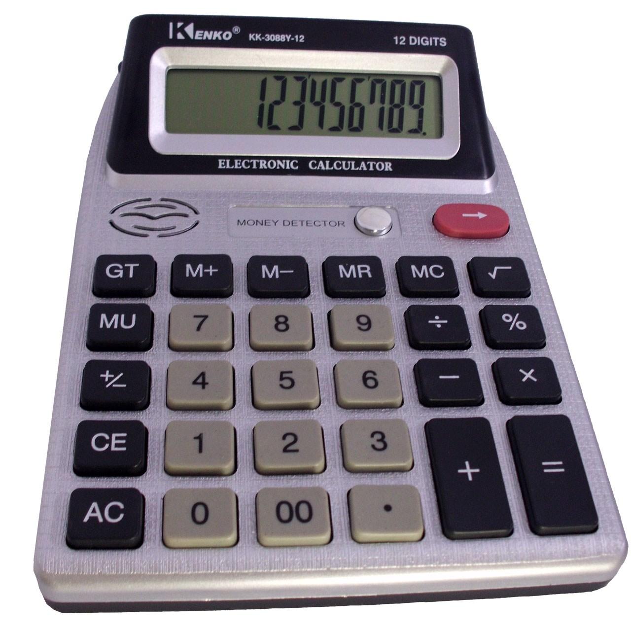 قیمت                      ماشین حساب کنکو مدل KK-3088Y-12