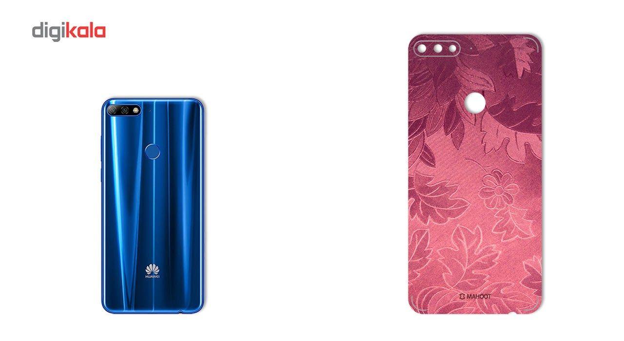 برچسب پوششی ماهوت مدل Wild-flower Texture مناسب برای گوشی  Huawei Y7 Prime 2018 main 1 2