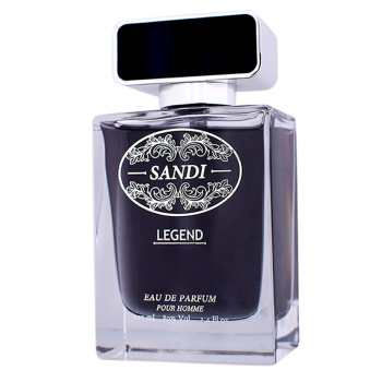 ادو پرفیوم مردانه SANDI مدل Legend حجم 100 میلی لیتر