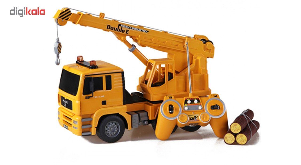 ماشین بازی کنترلی دبل ای مدل Crane main 1 1
