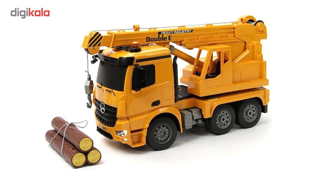 ماشین بازی کنترلی دبل ای مدل Crane main 1 2