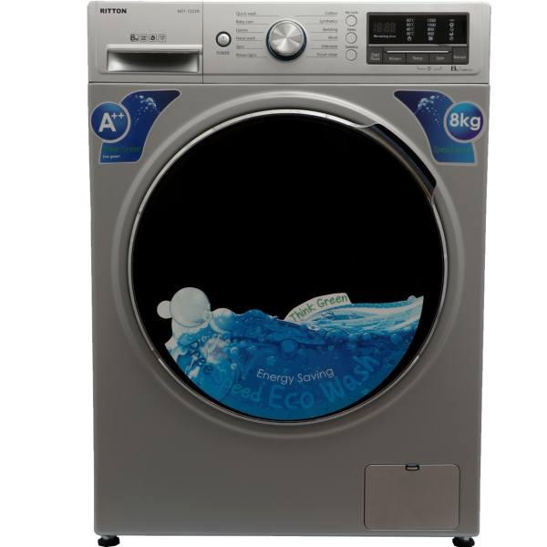 ماشین لباسشویی ریتون مدل M01-1222 با ظرفیت 8 کیلوگرم