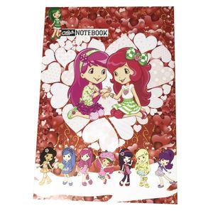 دفتر نقاشی ایرسا طرح دختران قلبی