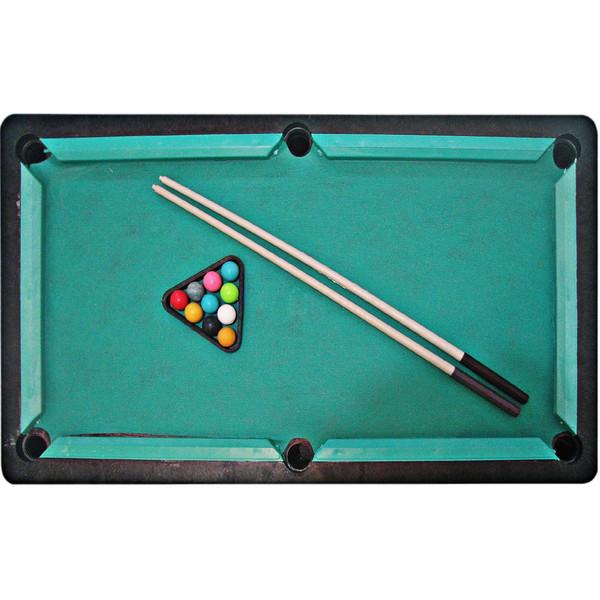 میز بیلیارد اسباب بازی Benten مدل  Snooker Poolset 24