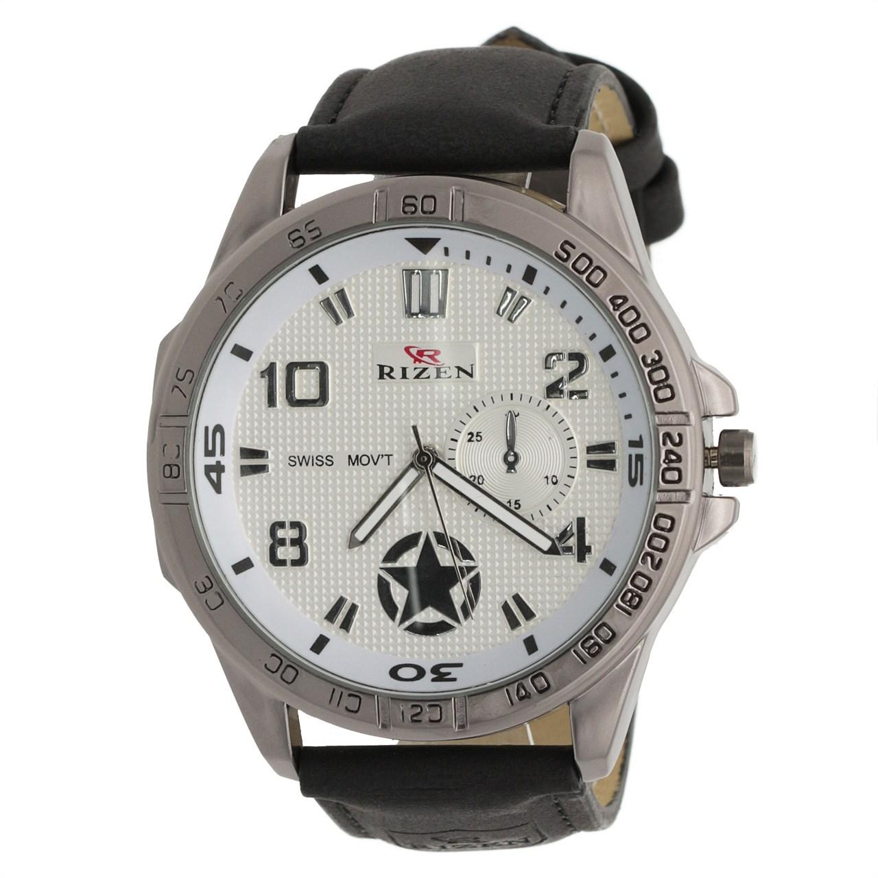 ساعت مچی عقربه ای ریزن  مدل RZ1084