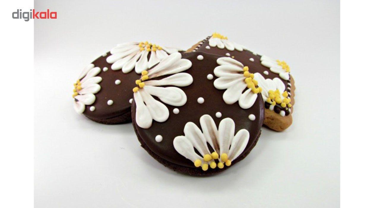 کاتر شیرینی کیک باکس کد 1111 بسته 4 عددی main 1 4