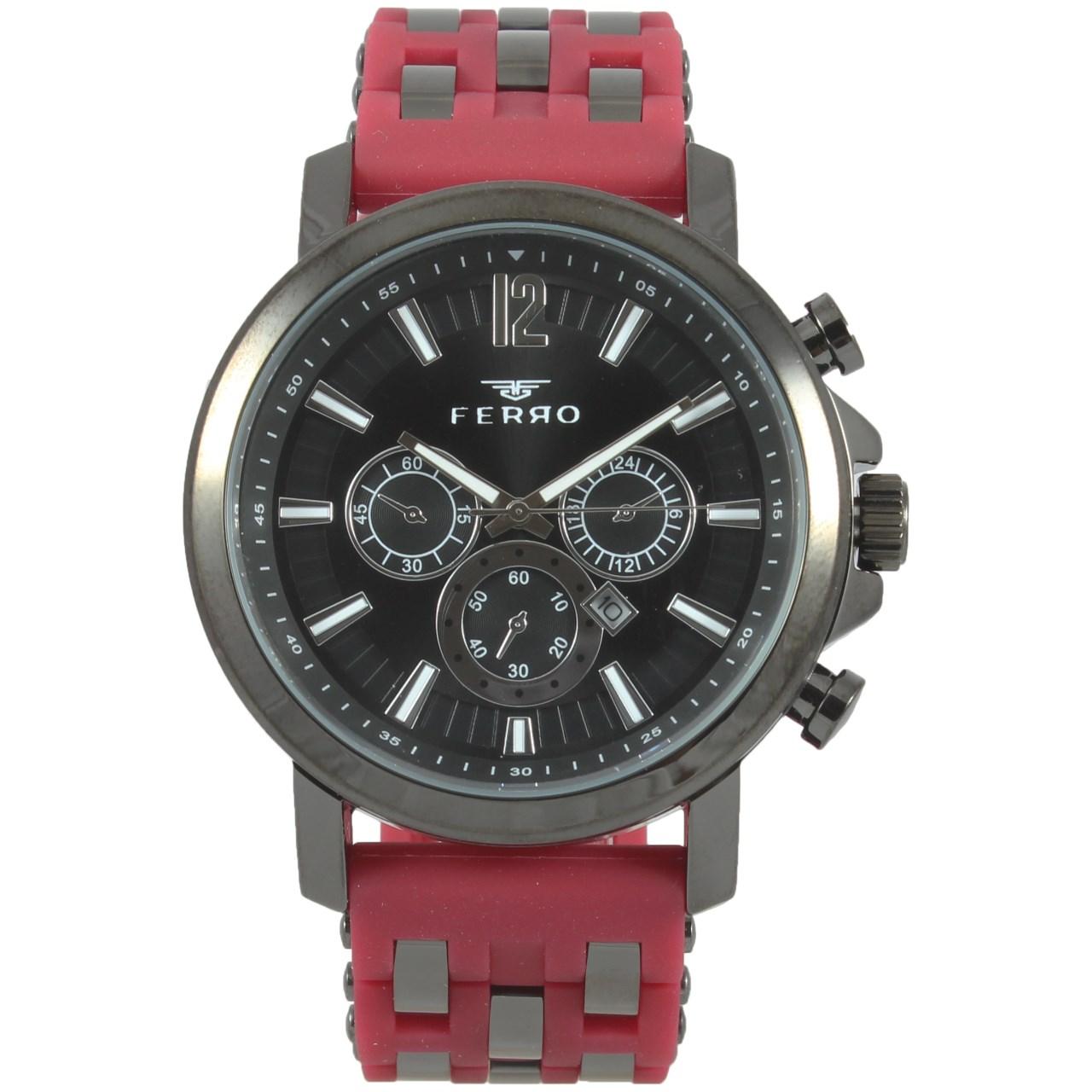 ساعت مچی عقربه ای مردانه فرو مدل F61590-603-V2 55