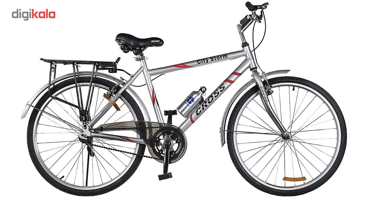 دوچرخه شهری کراس مدل City Storm سایز 26 main 1 1
