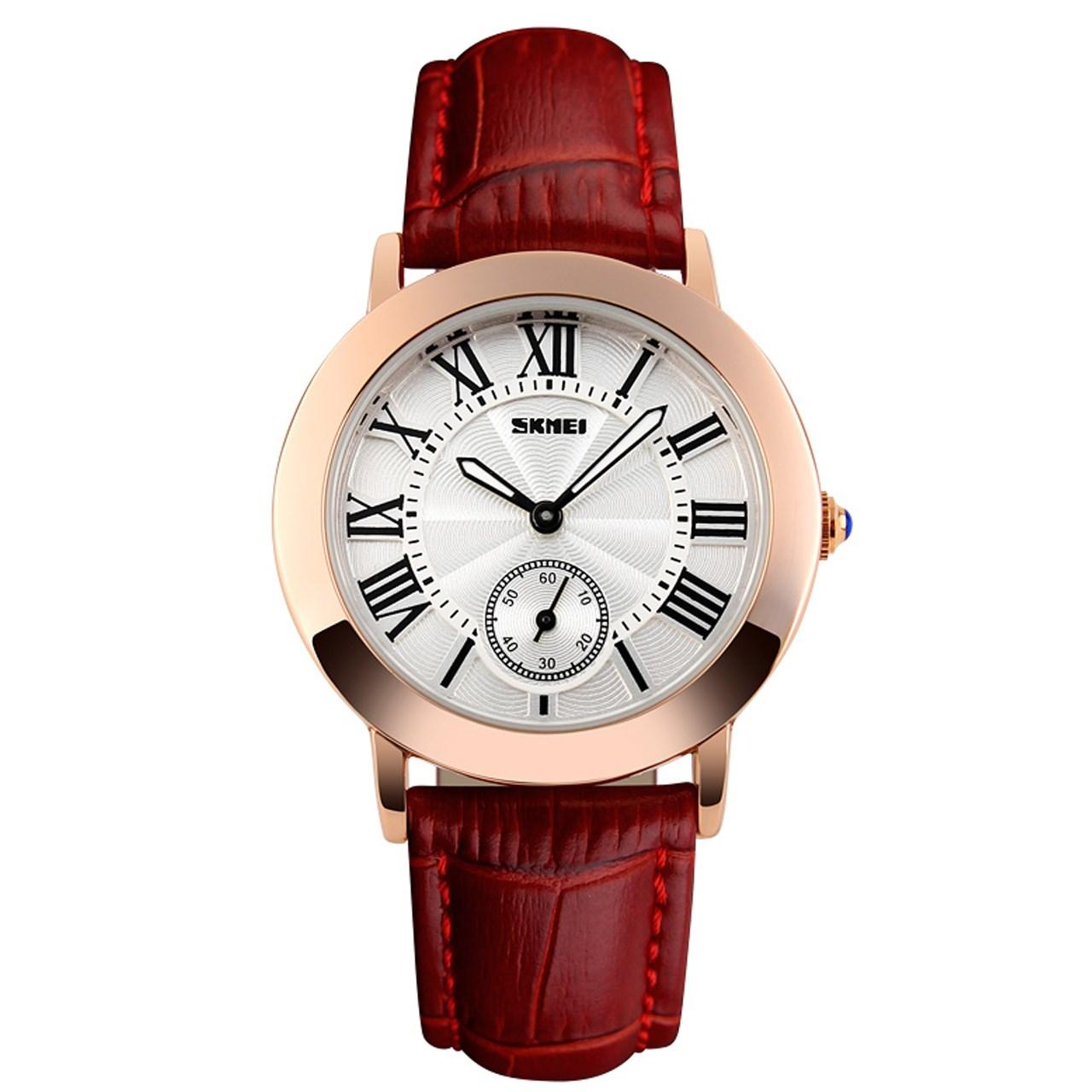 ساعت مچی عقربه ای  زنانه اسکمی مدل 1083 کد 04 48