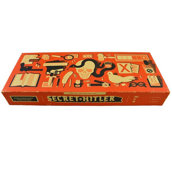 بازی فکری مدل سکرت هیتلر کد 199