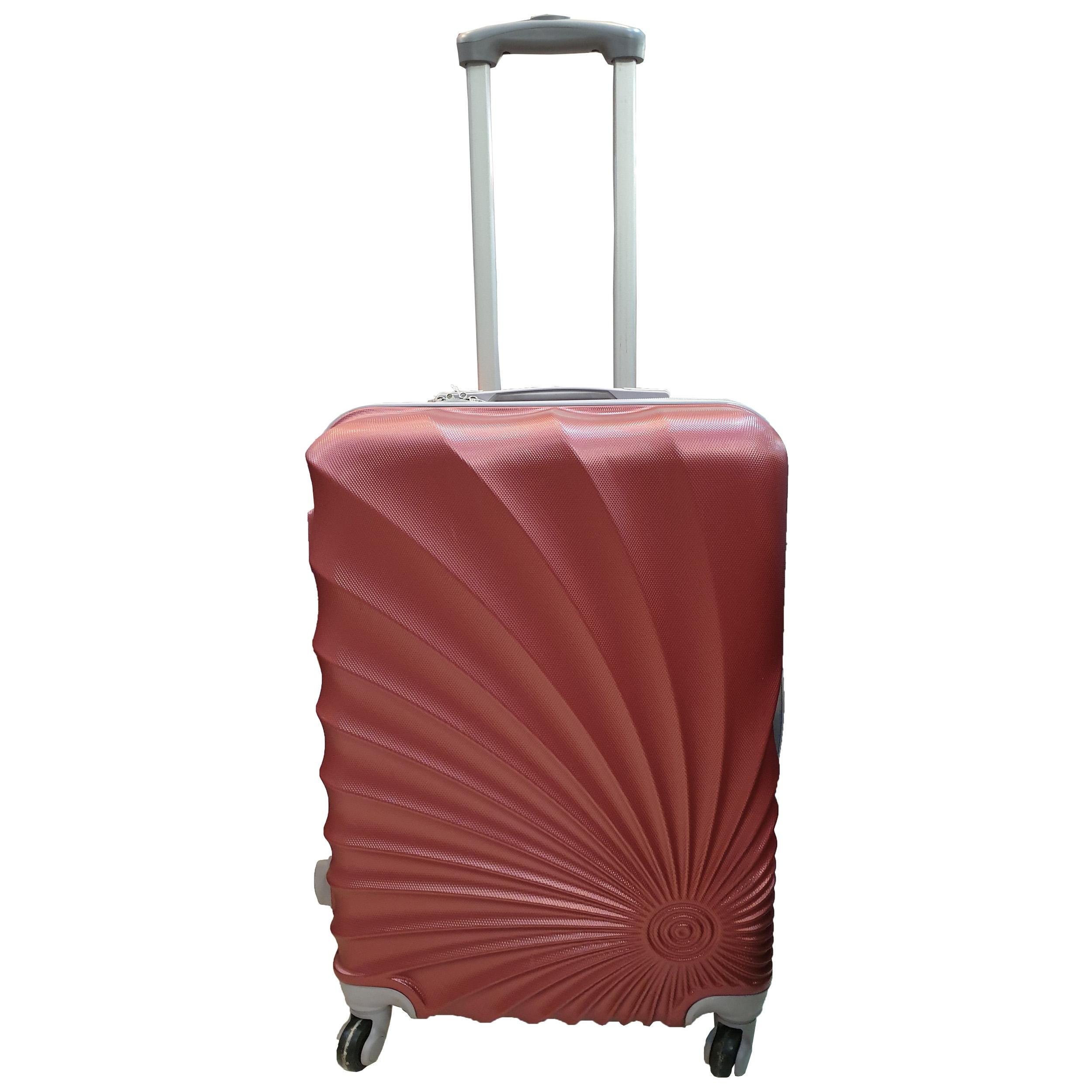 چمدان  کد T02 سایز متوسط