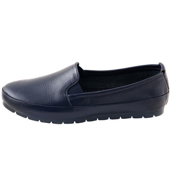 کفش روزمره زنانه آدین چرم کد DK29.sr