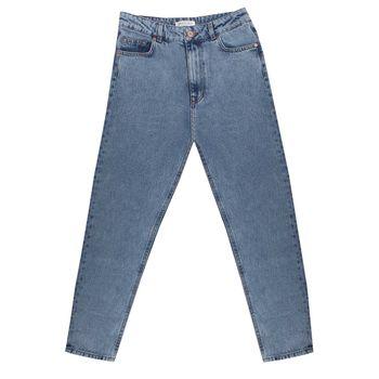 شلوار جین زنانه زیبو مدل 04021-BLUE