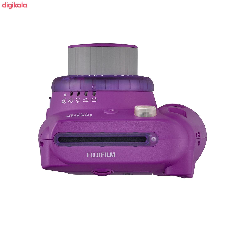 دوربین عکاسی چاپ سریع فوجی فیلم مدل Instax Mini 9 Clear main 1 19