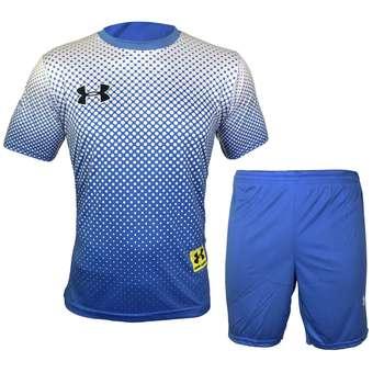ست پیراهن و شورت ورزشی مردانه کد U-BUW