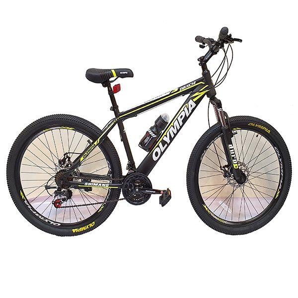 دوچرخه کوهستان المپیا مدل BIANCHI سایز 27.5