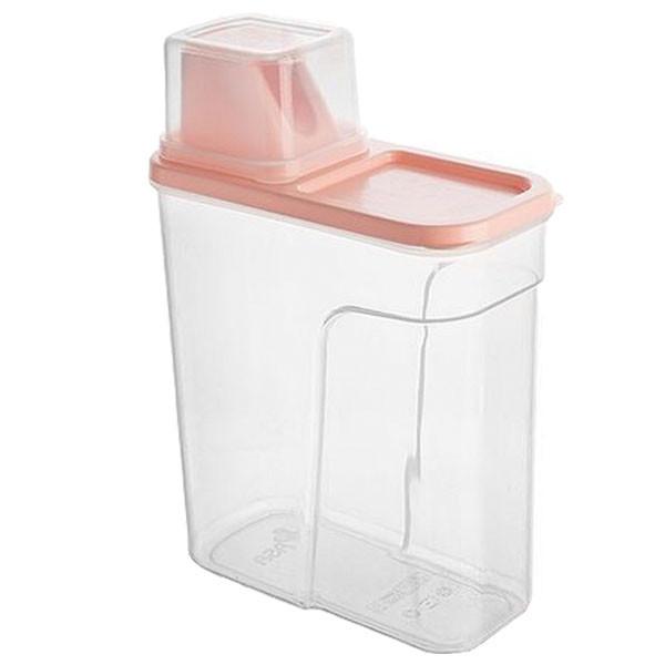 ظرف پودر رختشویی آسا پلاستیک مدل asa