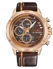 ساعت مچی عقربه ای مردانهنیوی فورس  مدل 10-91 -  - 1