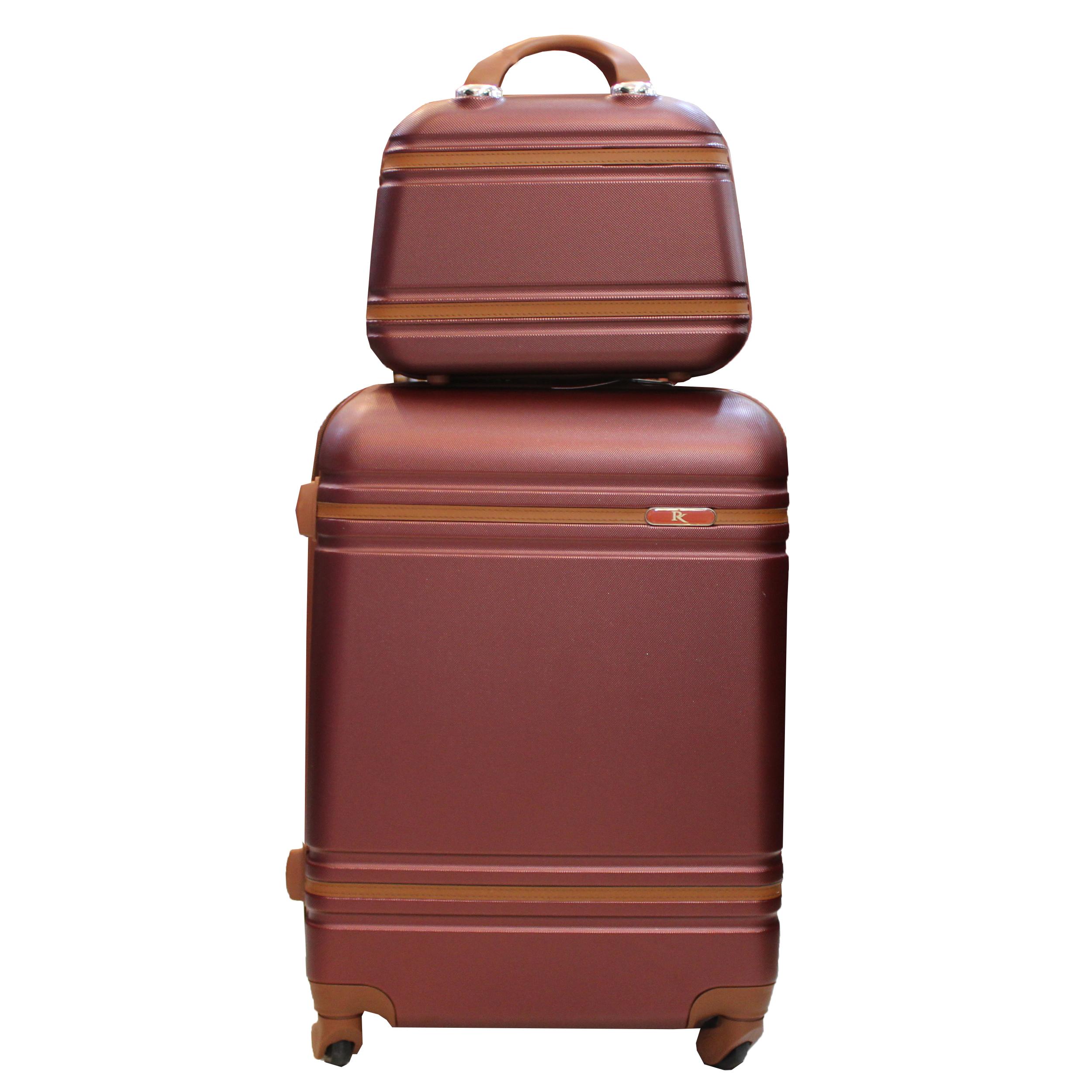 مجموعه دو عددی چمدان پی کی کد PK02