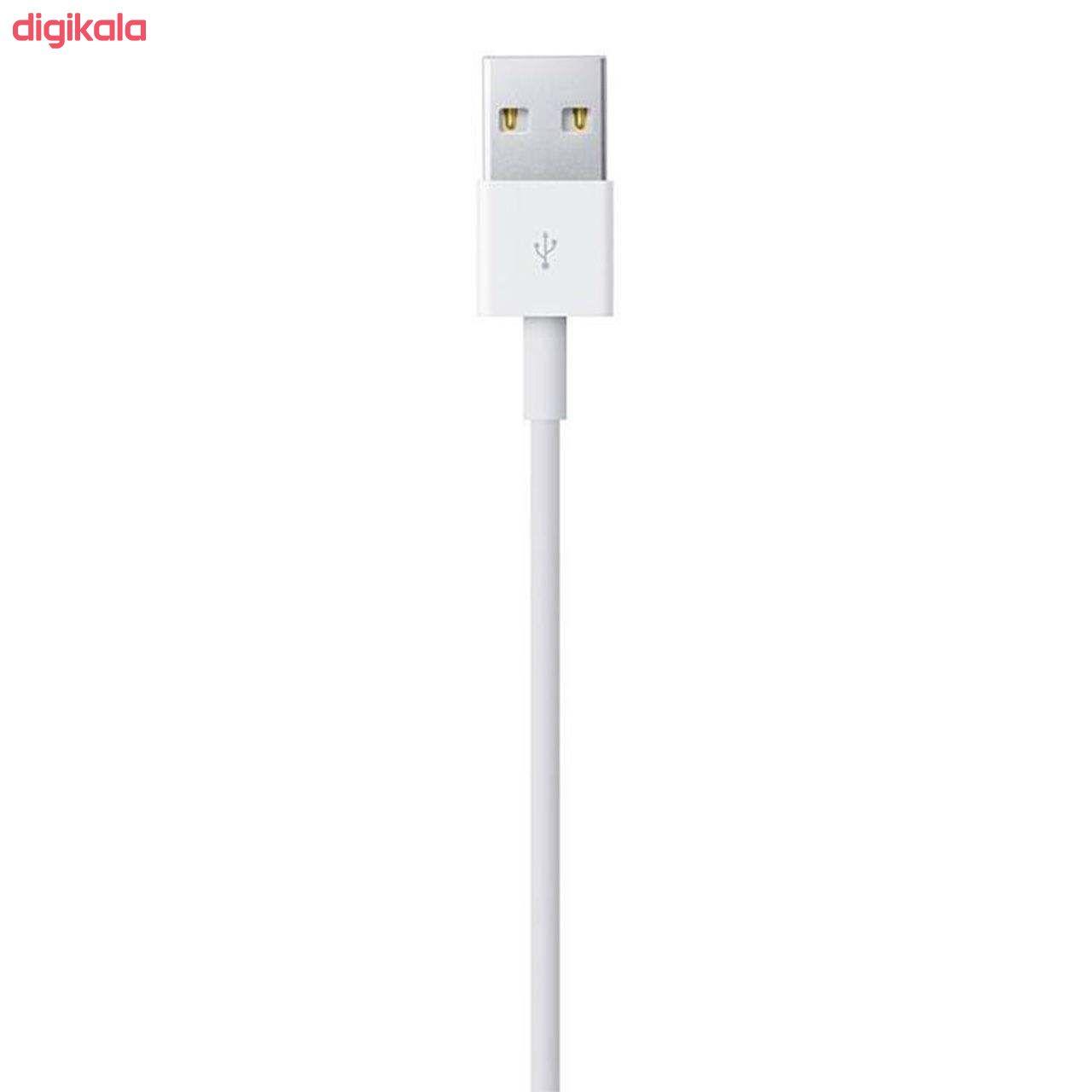 کابل تبدیل USB به لایتنینگ مدل MD818FE/A طول 1 متر   main 1 12