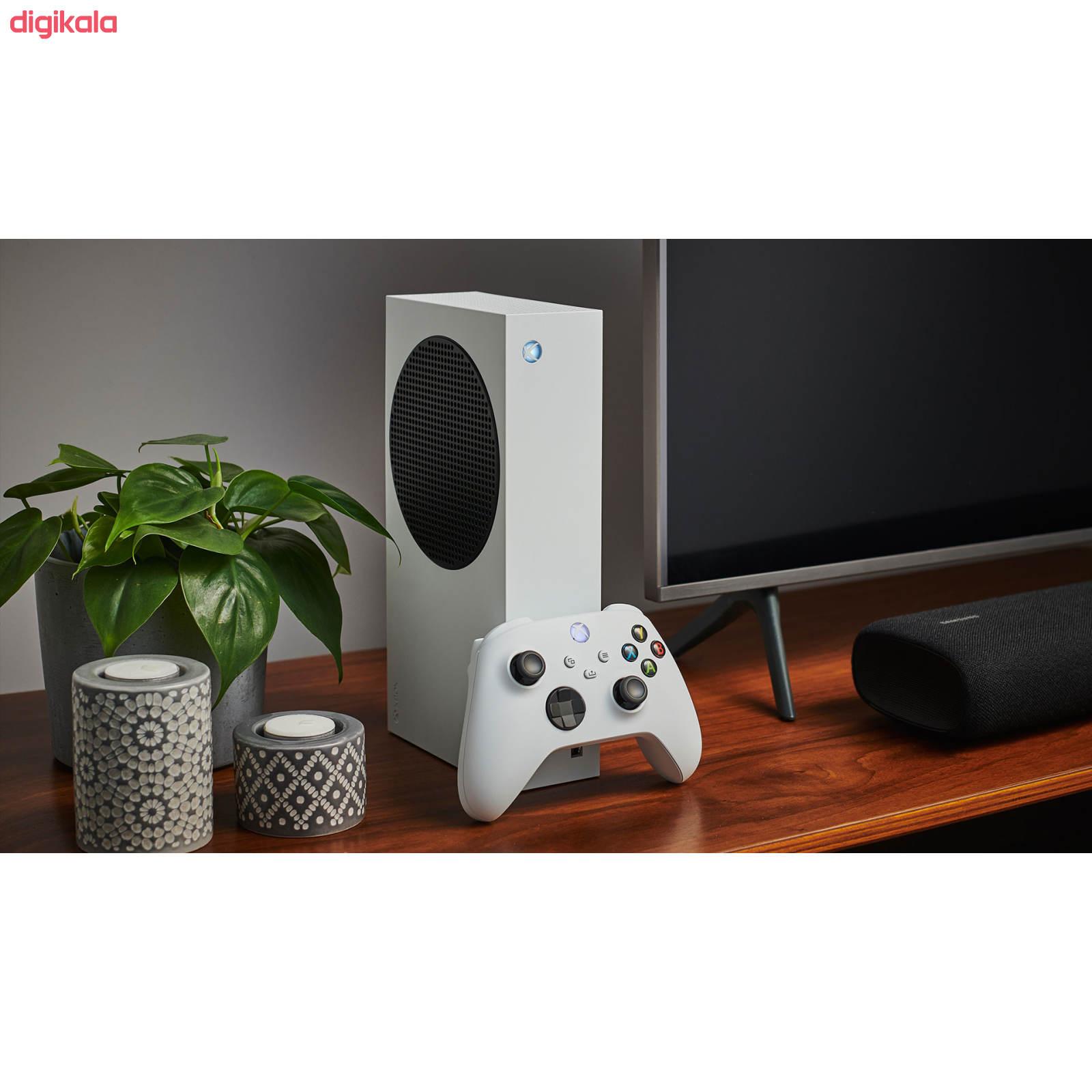 کنسول بازی مایکروسافت مدل XBOX SERIES S ظرفیت 512 گیگابایت main 1 18