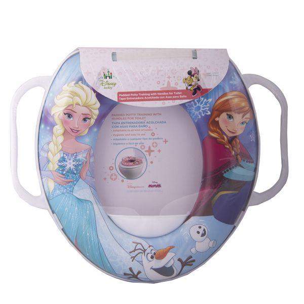 تبدیل توالت فرنگی کودک دیزنی مدل فروزن