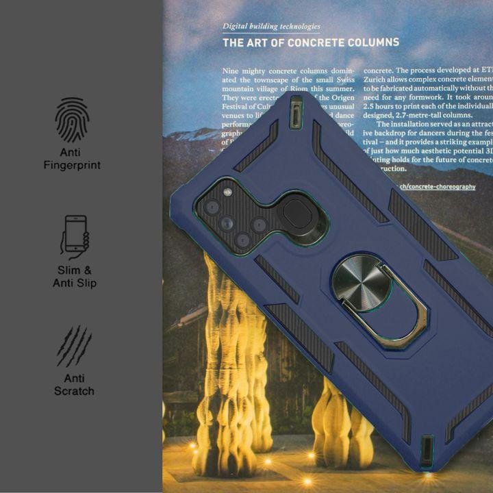 کاور ژنرال مدل DCR21 مناسب برای گوشی موبایل سامسونگ Galaxy A21s thumb 2 16