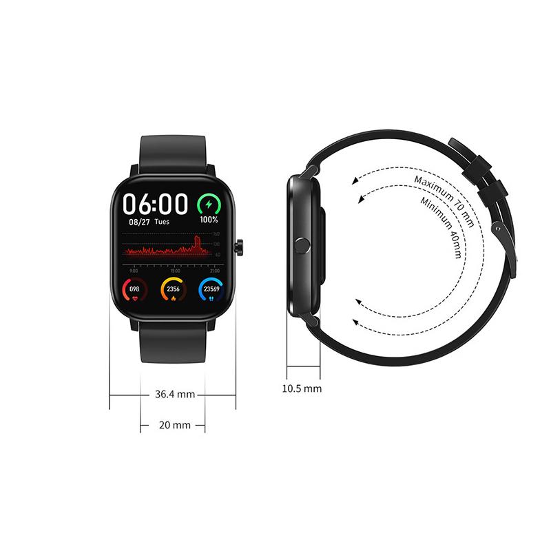 ساعت هوشمند مدل DT35 main 1 1