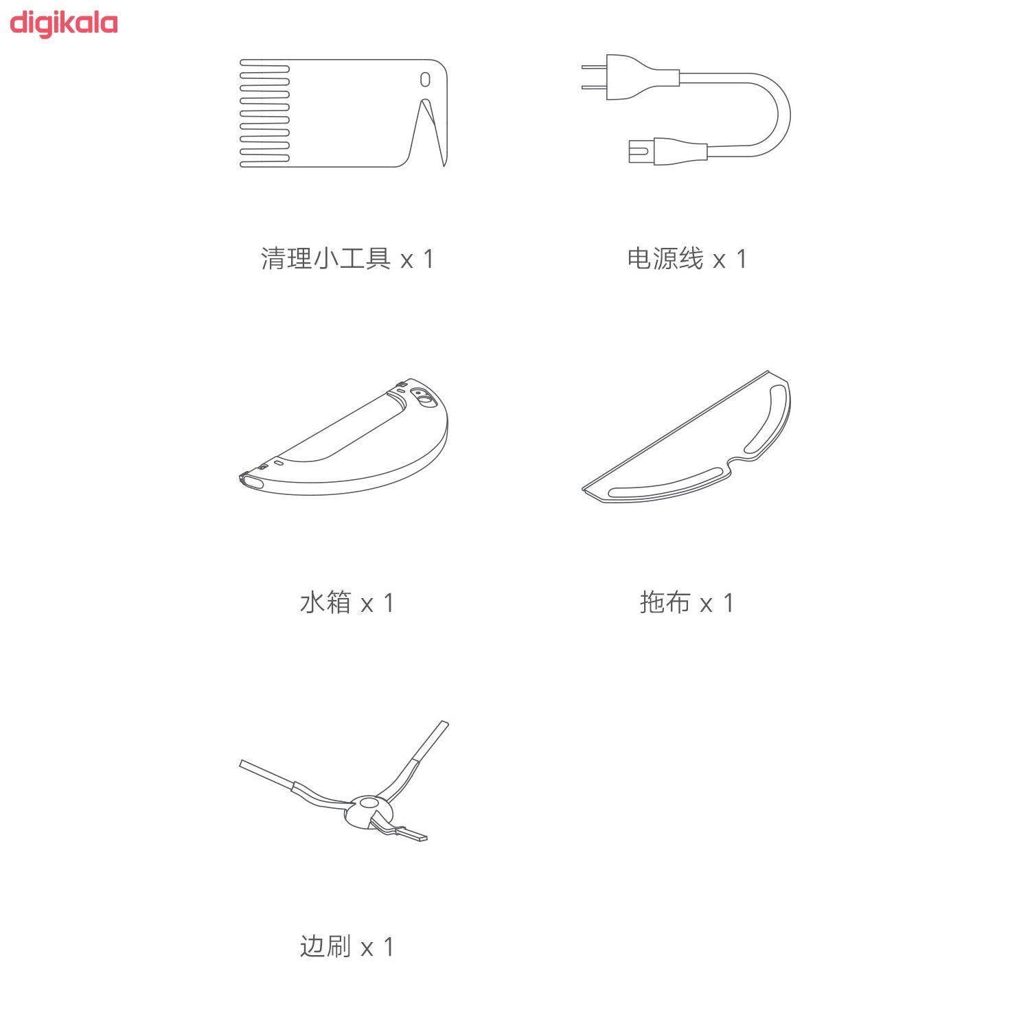 جارو شارژی هوشمند میجیا مدل 1C main 1 13