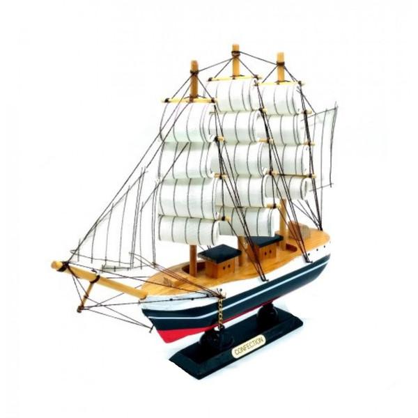 دکوری مدل کشتی بادبانی مدل 4567865