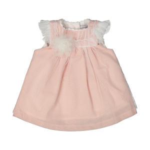 پیراهن نوزادی دخترانه فیورلا کد 2249