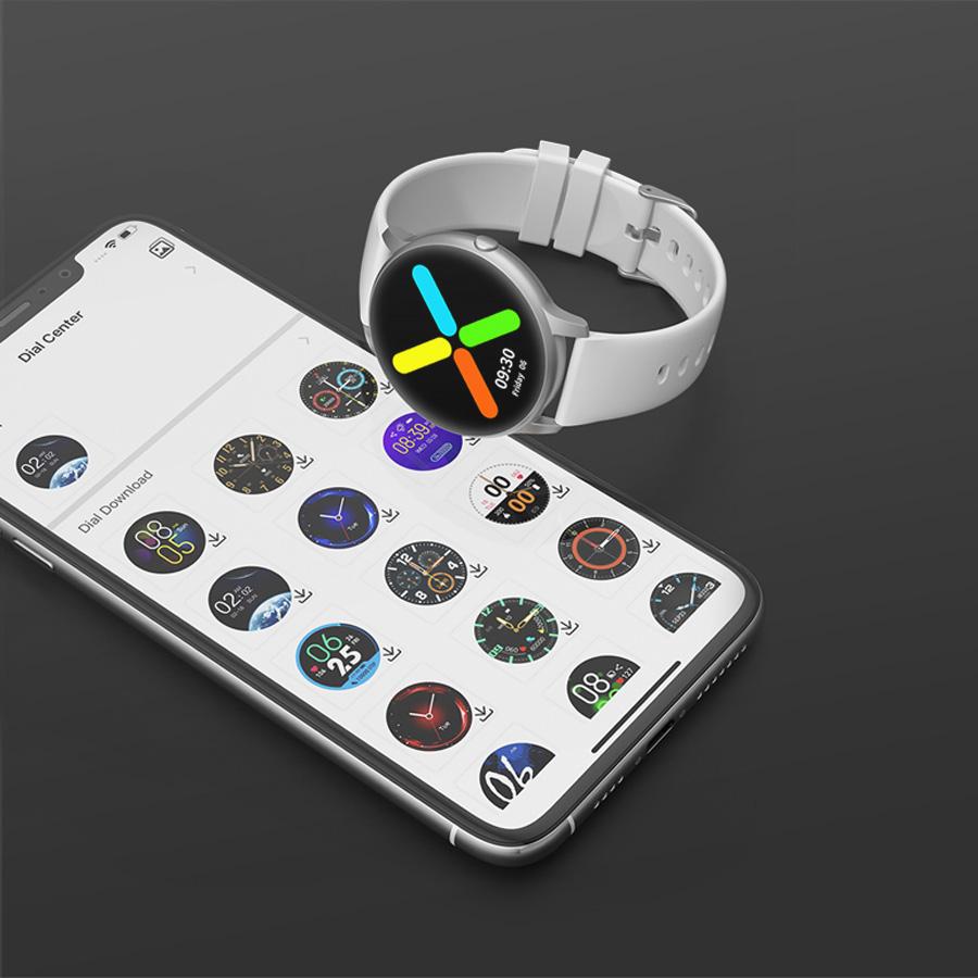 ساعت هوشمند ایمیلب مدل KW66 45mm main 1 2