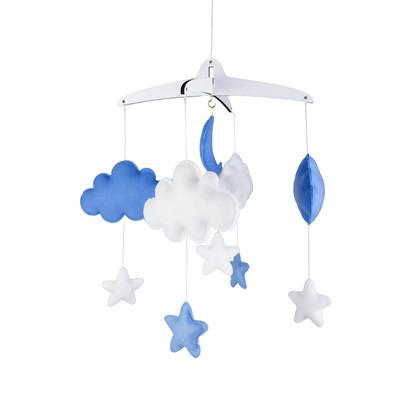آویز تخت کودک Clouds مدل 003