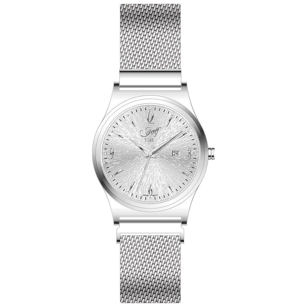ساعت مچی عقربه ای مردانه گلف مدل3-0210